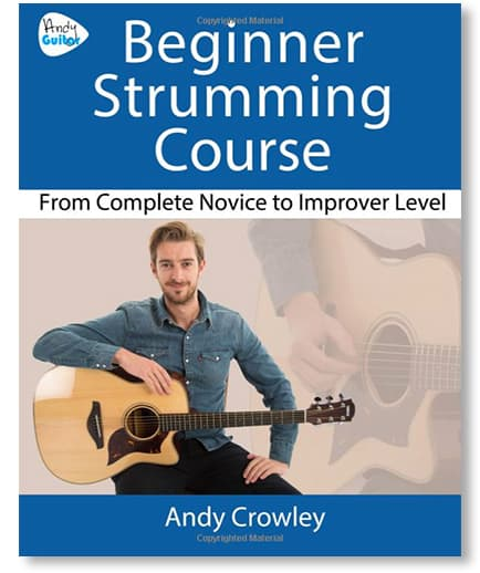 Andy Guitar Beginner Strumming Course