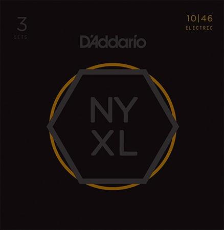 D'Addario NYXL 10-46 Guitar Strings