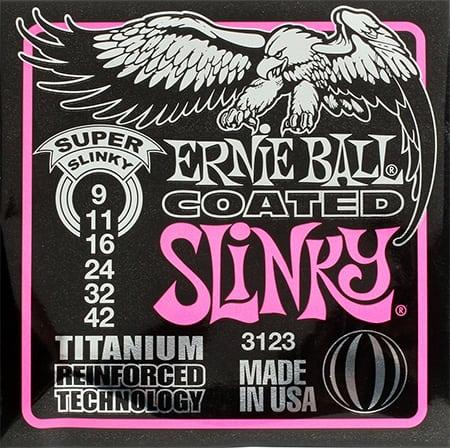 Ernie Ball Coated Super Slinky