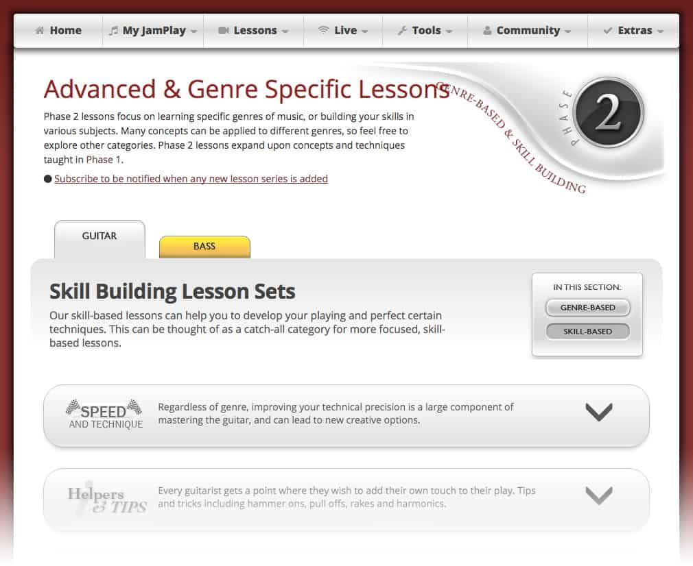 Learn a specific skill or technique
