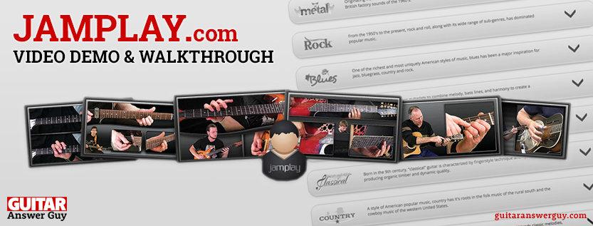JamPlay.com Demo and Walkthrough