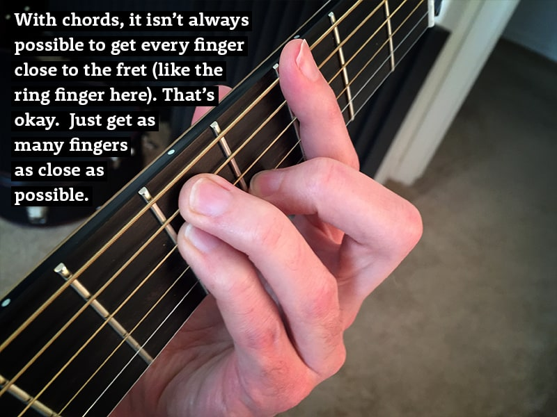 Got guitar string buzz? Here are 8 things YOU might be doing