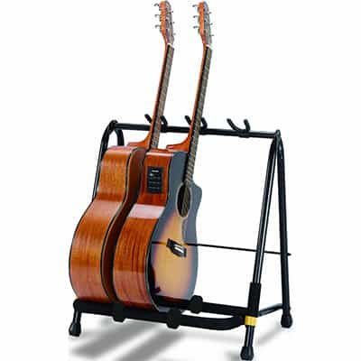 Hercules 3-Instrument Guitar Rack