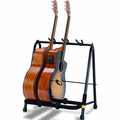 Hercules 3-Instrument Guitar Rack