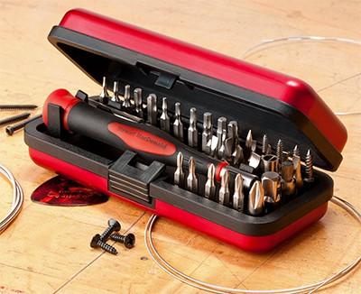 StewMac Guitar Tech Screwdriver Set