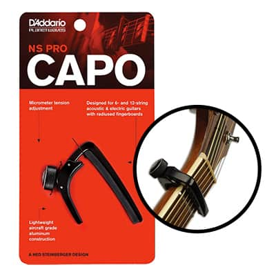 Planet Waves NS Pro Guitar Capo