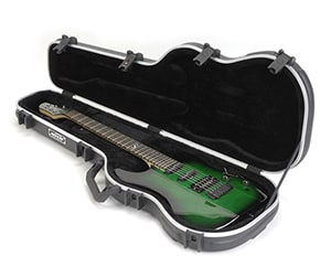 SKB Shaped Electric Guitar Case
