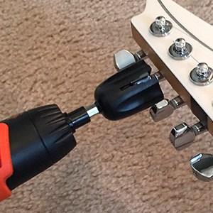 Drill Bit String Winder