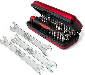 StewMac Guitar Tech Screwdriver and Wrench Set