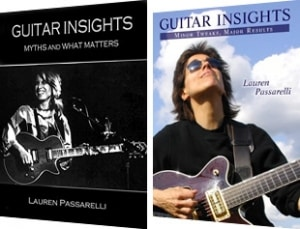 Guitar Insights by Lauren Passarelli