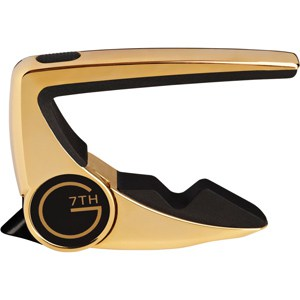 G7th Performance 2 Capo - Gold