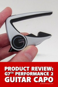 G7th Performance 2 Guitar Capo Review