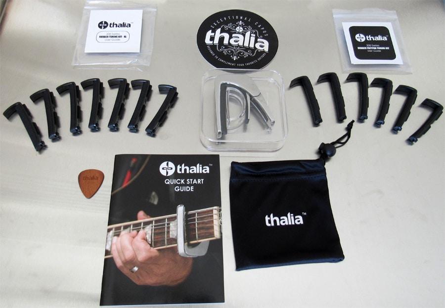 Thalia Capo and Accessories