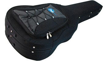 ProRockGear Armourguard Polyfoam Acoustic Guitar Case