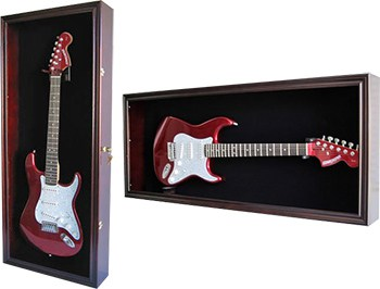 Electric Guitar Display Case
