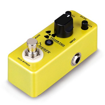 Donner Yellow Fall Analog Delay