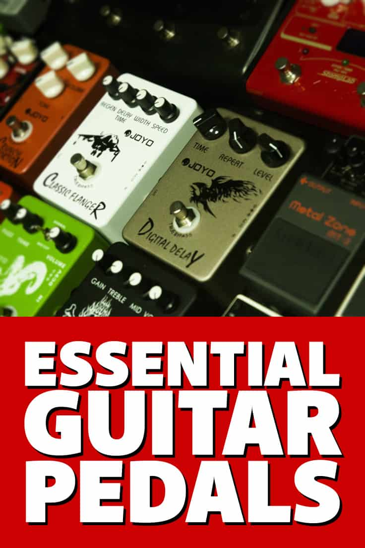 New to #guitarpedals and not sure where to start? In this guide you'll learn the basics--the