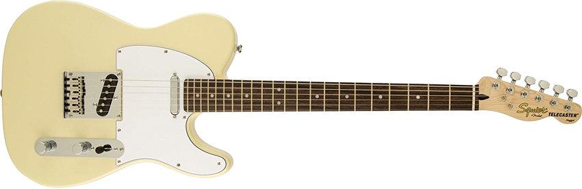 Fender Vintage Blonde Squier Standard Telecaster