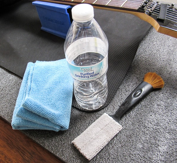 Guitar Cleaning Supplies