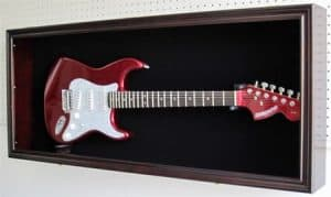 Electric Guitar Display Case