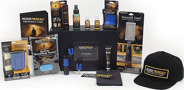 "13-Piece ""The Dream"" Guitar Care Kit by Music Nomad"