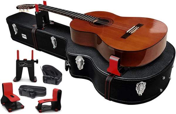 The GiG Portable Guitar Workstation