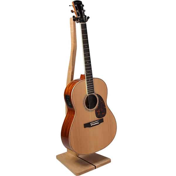 Zither Wooden Guitar Stand