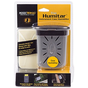 Music Nomad Humitar Instrument Case Humidifier with Holster