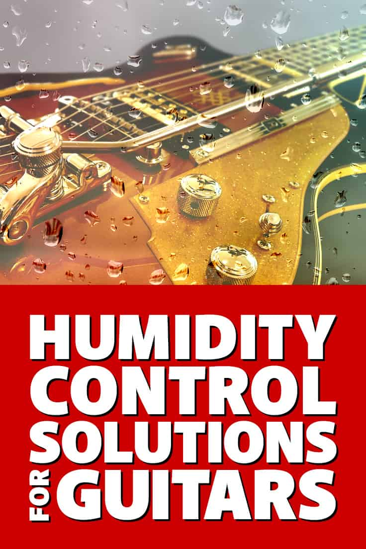 Humidity control solutions to protect #guitars against damage from humidity that is too high or too low