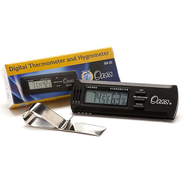 Oasis OH-2C Digital Hygrometer