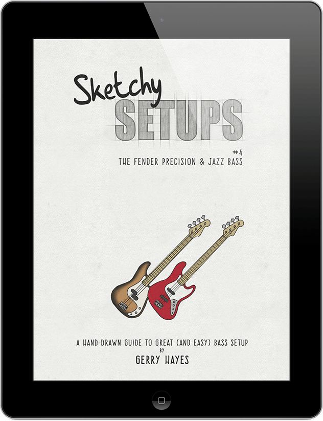 Sketchy Setups #4: Fender Precision and Jazz Bass