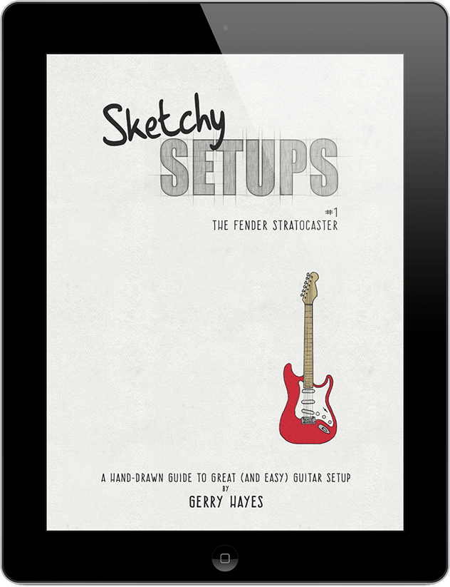 Sketchy Setups #1: The Fender Stratocaster