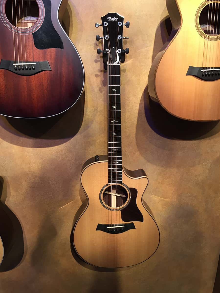 Taylor Guitar at NAMM 2018