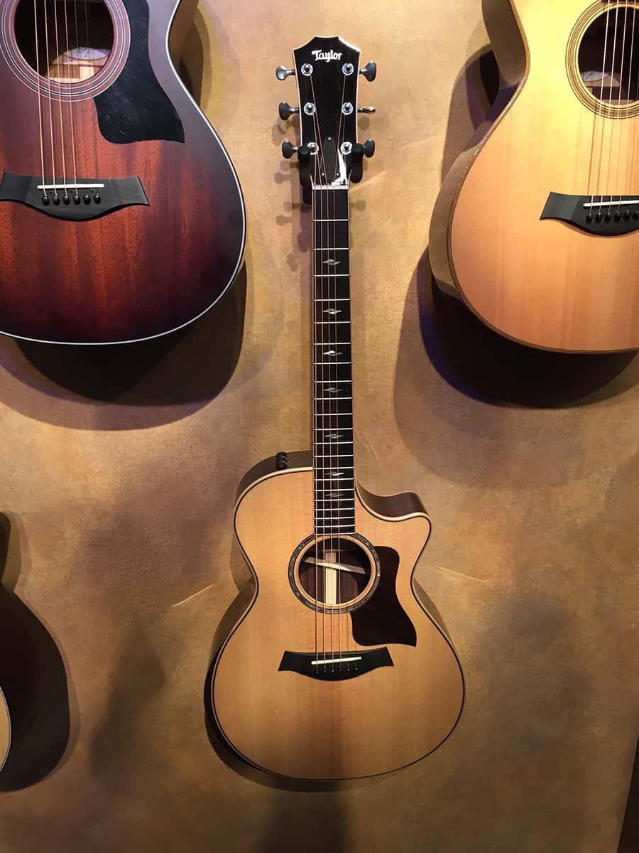 Taylor Guitar at NAMM 2018