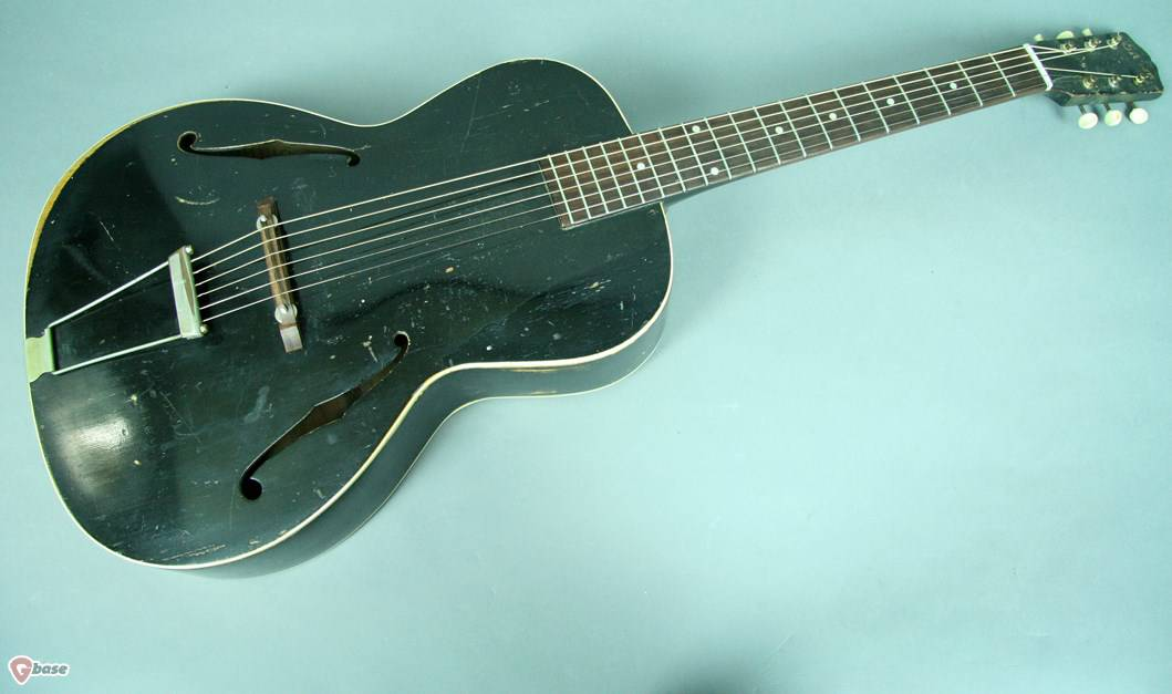 1930's Gibson L-30 Archtop