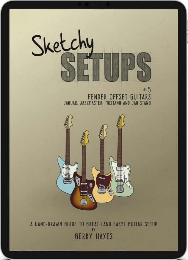 Sketchy Setups #5: Fender Offset Guitars