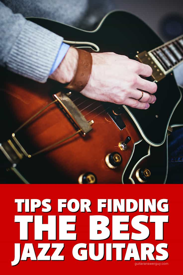 Shopping for your first Jazz guitar? Here we'll explore traditional