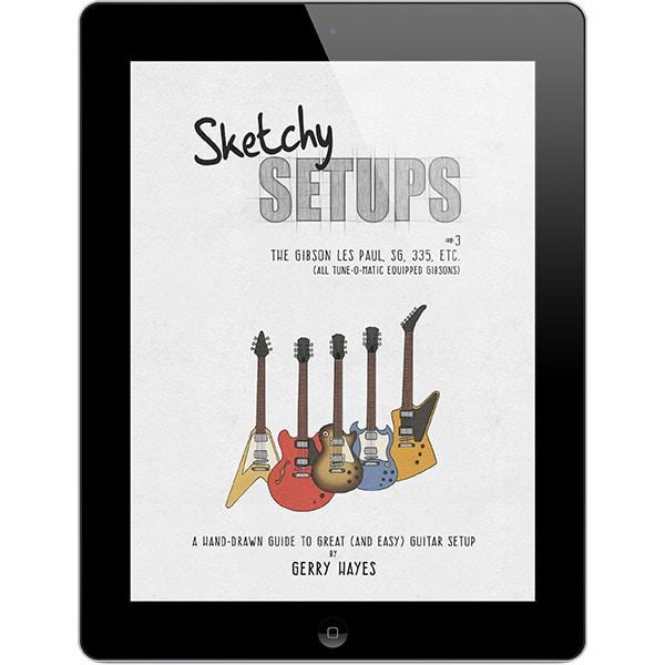 Sketchy Setups #3: Gibson Les Paul, SG, 335, etc.