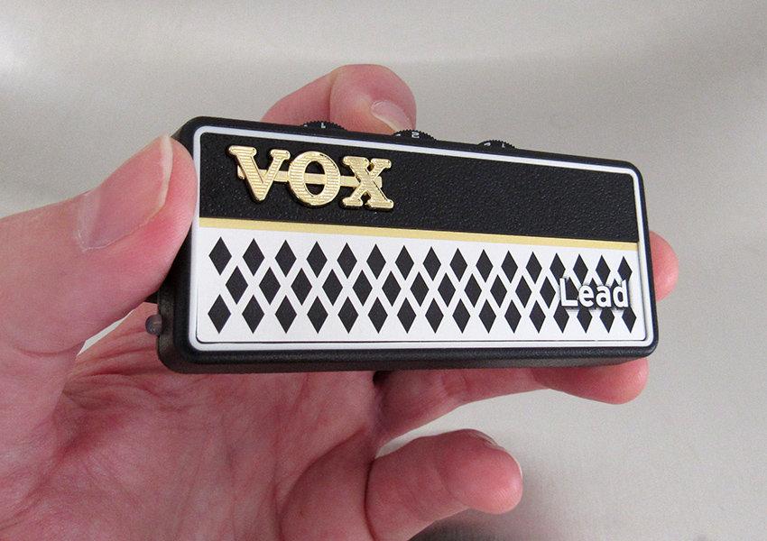 The VOX amPlug 2 Lead