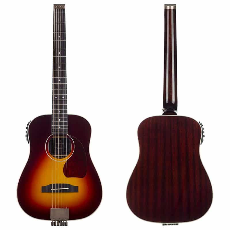 Traveler Guitar AG-450EQ Acoustic-Electric Travel Guitar