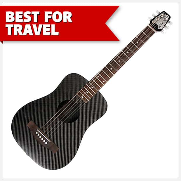 KLŌS Carbon Fiber AcKLŌS is the Best for Traveloustic Travel Guitar