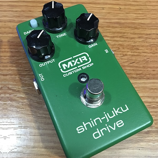MXR Shin-Juku Drive Guitar Effects Pedal