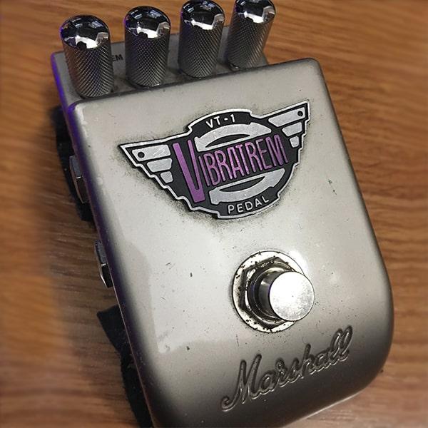 Marshall Vibratrem Guitar Pedal
