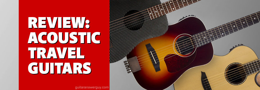 Review: Acoustic Travel Guitars