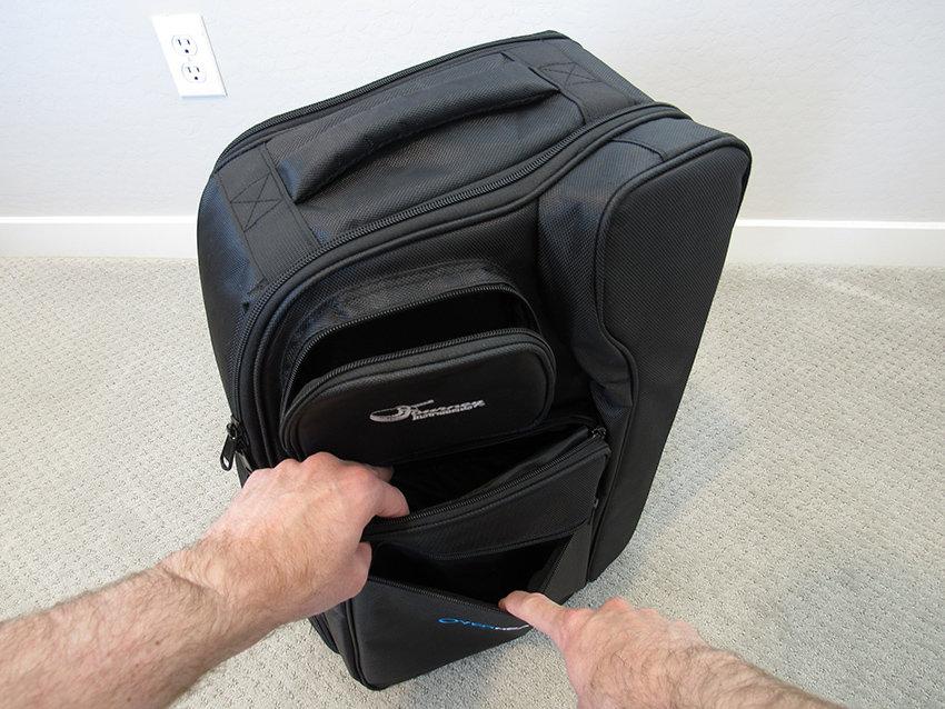 Pockets of the Journey OF420 Acoustic Travel Guitar Gig Bag