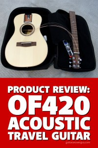 Review: Journey Instruments OF420 Acoustic Travel Guitar