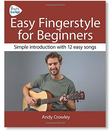 Andy Guitar Easy Fingerstyle For Beginners