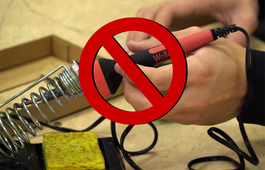 Mad Hatter solderless guitar wiring kits are 100% solderless