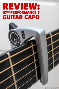 G7th Performance 3 Capo Review