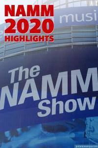 NAMM 2020 Highlights (Photos)